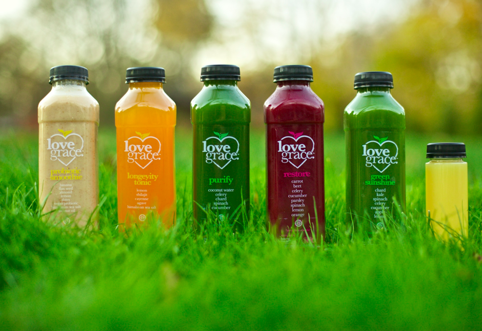 THE GREAT JUICE RUSH OF 2013